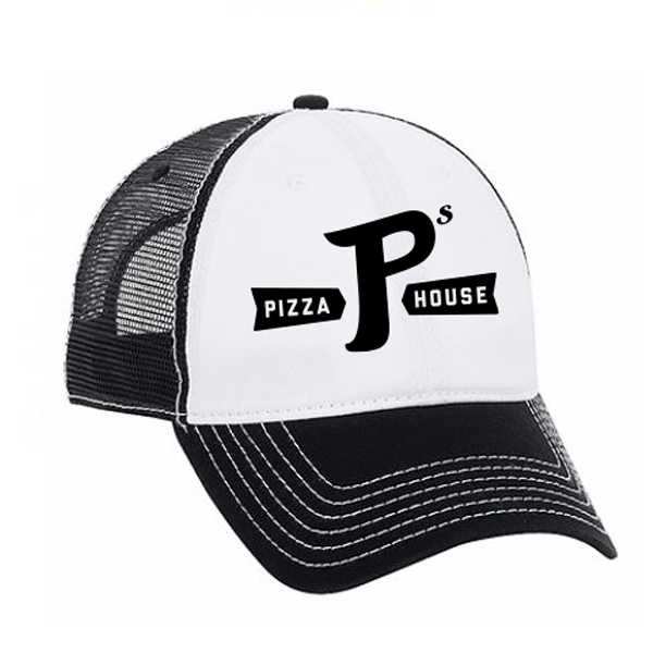 P's Pizza House Bar & Grill in Iowa - Best Sports Bar Northwest Iowa - Hat